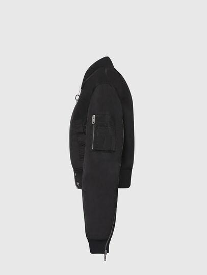 Diesel - G-MANUA-REV, Black - Jackets - Image 3