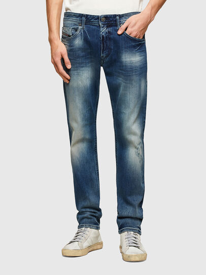 Diesel - Thommer 009RS, Dark Blue - Jeans - Image 1