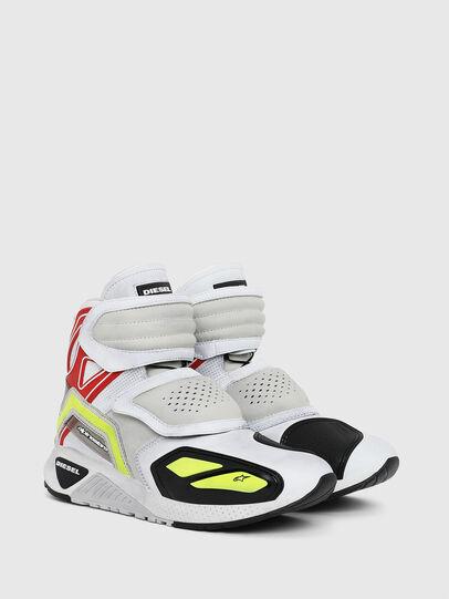 Diesel - ASTARS-SKBOOT, White - Sneakers - Image 2