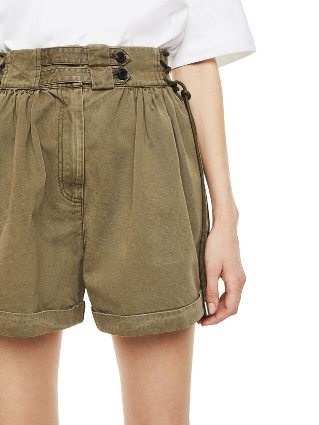 Diesel - SIMONY, Military Green - Shorts - Image 3