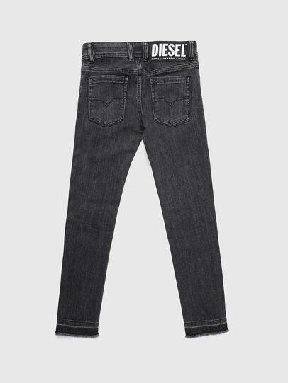 Diesel - SLEENKER-J-N, Black/Grey - Jeans - Image 2