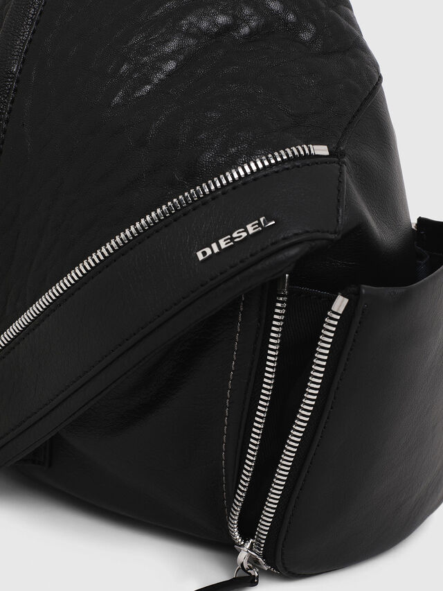 Diesel LE-MHONIC, Black - Backpacks - Image 5