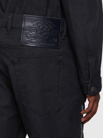 Diesel - D-VIDER JoggJeans® 0DDAX, Black/Dark grey - Jeans - Image 3