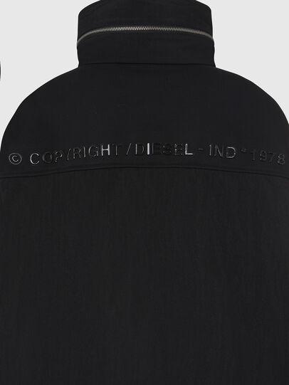Diesel - G-RANDY, Black - Jackets - Image 5