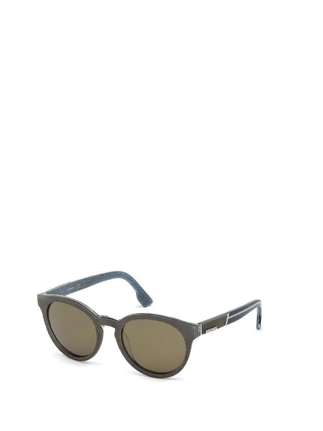 Diesel - DM0199, Green - Eyewear - Image 4
