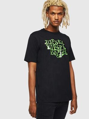 T-JUST-J20, Black - T-Shirts