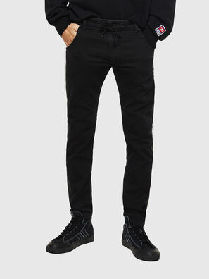 Krooley JoggJeans 069JH, Black/Dark grey - Jeans