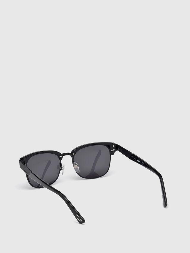 Diesel - DL0235, Black - Eyewear - Image 4