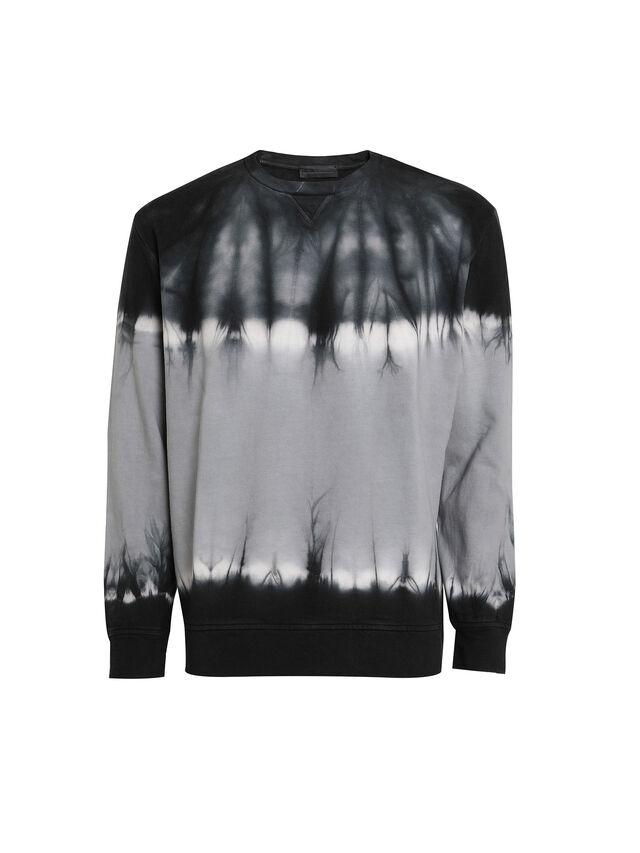Diesel - FLOXY, Black/White - Sweaters - Image 1