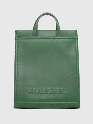 AMETISTA, Green - Shopping and Shoulder Bags