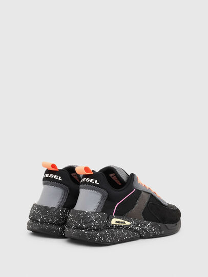 Diesel - S-SERENDIPITY LOW W, Black - Sneakers - Image 3