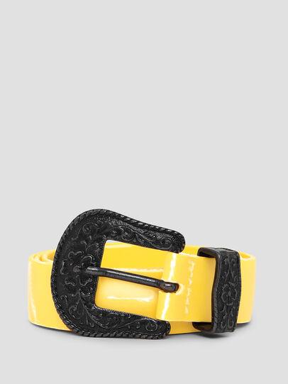 Diesel - B-TRITT, Yellow - Belts - Image 1