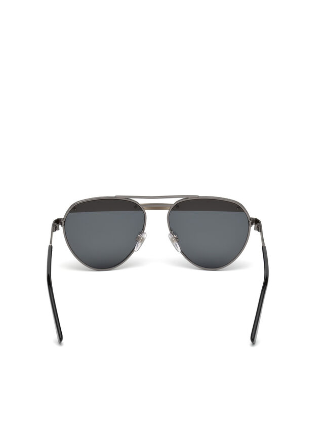Diesel - DL0261, Black/Grey - Sunglasses - Image 7