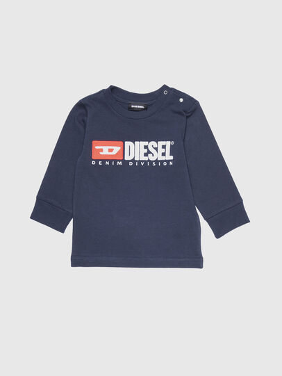 Diesel - TJUSTDIVISIONB ML,  - T-shirts and Tops - Image 1