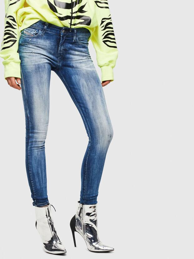 Slandy 0095C, Medium blue - Jeans