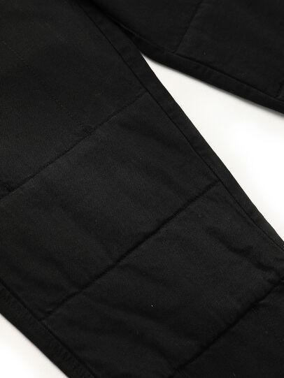 Diesel - GR02-P301, Black - Pants - Image 4