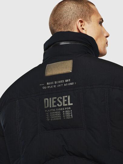 Diesel - W-PETR,  - Winter Jackets - Image 5