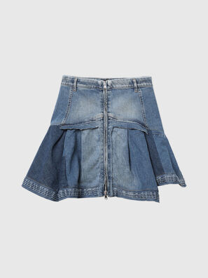 OMYNRA, Light Blue - Skirts