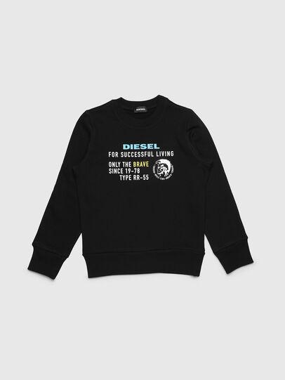 Diesel - SDIEGOXBJ, Black - Sweaters - Image 1