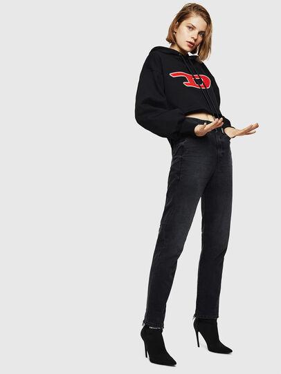 Diesel - F-DINIE-B, Black - Sweaters - Image 4
