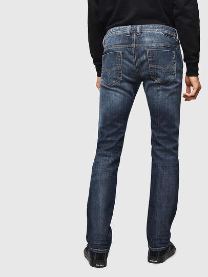 Diesel - Safado 0885K, Dark Blue - Jeans - Image 2