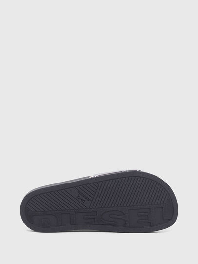 Diesel - SA-VALLA W, Black - Slippers - Image 6