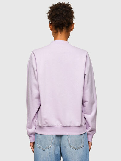 Diesel - F-ANG-K15, Lilac - Sweaters - Image 2
