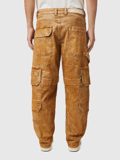 Diesel - D-Multy JoggJeans® 0AFAT, Light Brown - Jeans - Image 2