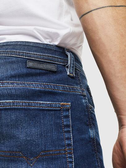 Diesel - Thommer JoggJeans 088AX, Dark Blue - Jeans - Image 6