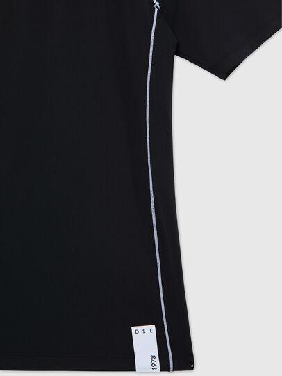 Diesel - UMTEE-YOSHI, Black - Tops - Image 4