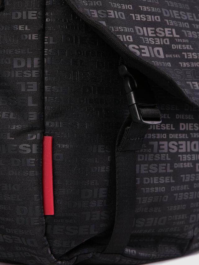 F-DISCOVER MESSENGER, Black/poppy red