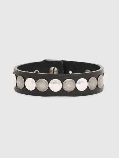 Diesel - A-MEOLO, Black - Bijoux and Gadgets - Image 1