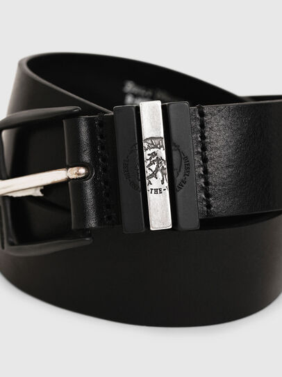 Diesel - B-HIDDEN, Black - Belts - Image 2