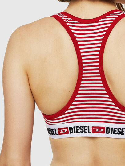Diesel - UFSB-MILEY, Red/White - Bras - Image 3