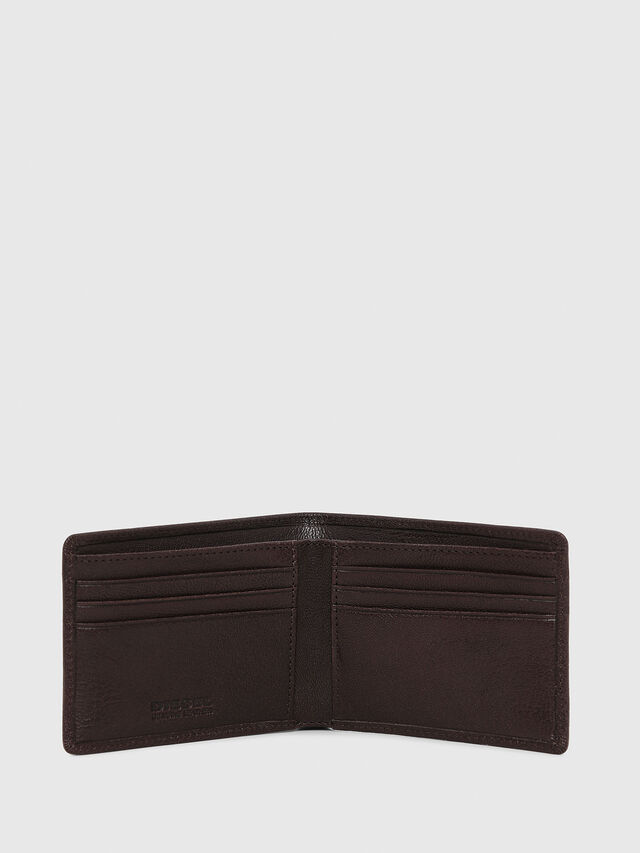Diesel NEELA XS, Dark Brown - Small Wallets - Image 3