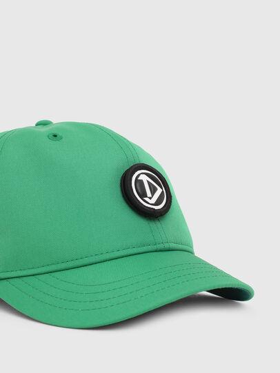 Diesel - DIESET, Green - Caps - Image 3