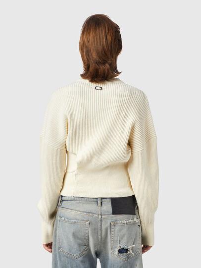 Diesel - M-SYLVANIA, White - Knitwear - Image 2