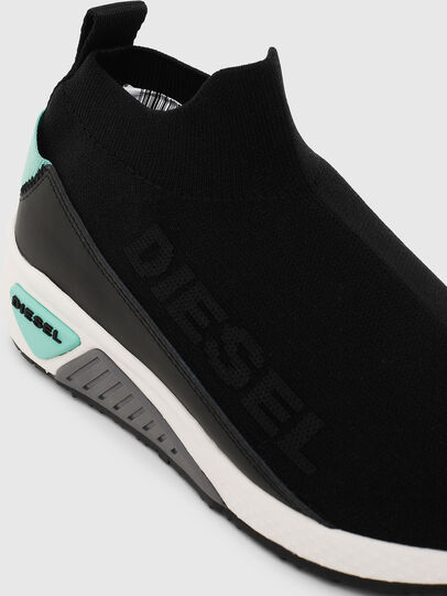 Diesel - S-KB SOCK QB W, Black - Sneakers - Image 5
