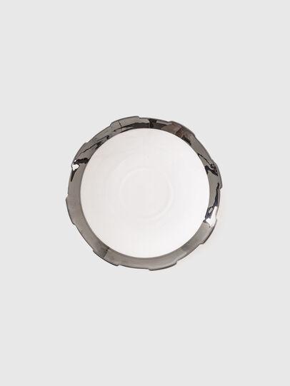 Diesel - 10987SIL MACHINE, White - Plates - Image 1