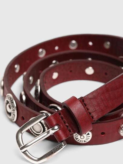 Diesel - B-GAUCHO, Red - Belts - Image 2