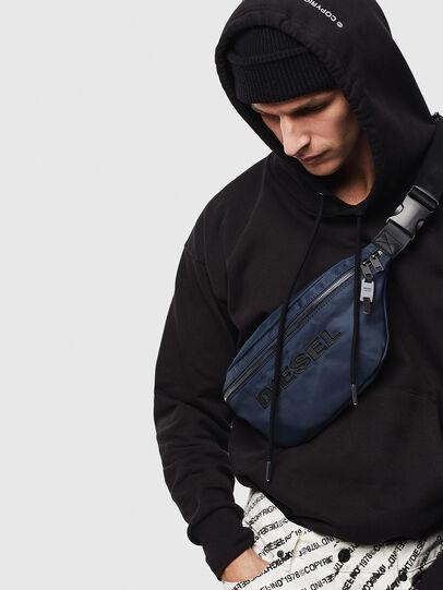 Diesel - FELTRE, Blue - Belt bags - Image 7