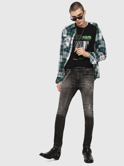 Diesel - S-EAST-LONG-F,  - Shirts - Image 5