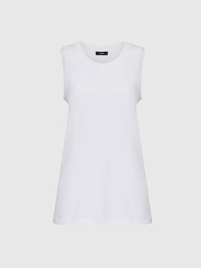 Diesel - T-ABBA, White - Tops - Image 1