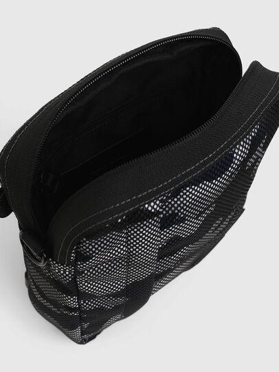 Diesel - ODERZO, Grey/Blue - Crossbody Bags - Image 4