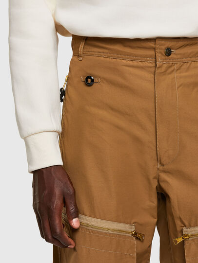 Diesel - P-AMBRIDGE, Brown - Pants - Image 5