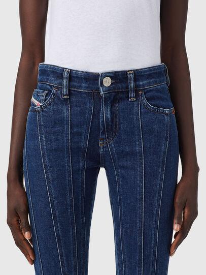 Diesel - Slandy 09B10, Medium blue - Jeans - Image 3