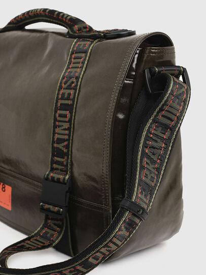 Diesel - MARBOL, Olive Green - Crossbody Bags - Image 5