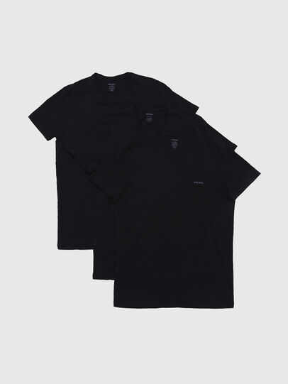 Diesel - UMTEE-MICHAEL3PACK, Black - Tops - Image 1