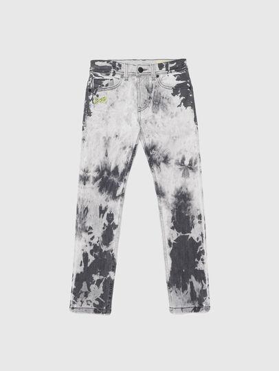 Diesel - THOMMER-J, Black/White - Jeans - Image 1