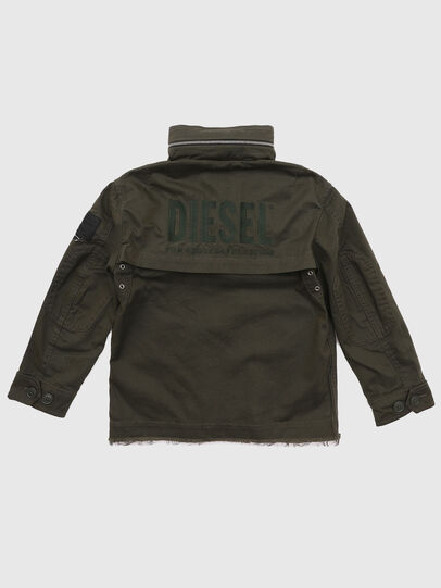 Diesel - JTOUCHA, Military Green - Jackets - Image 2